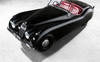 Jaguar XK120 : née par hasard