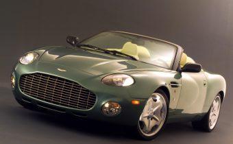 Aston Martin DB AR1 Zagato : juste pour l'Amérique