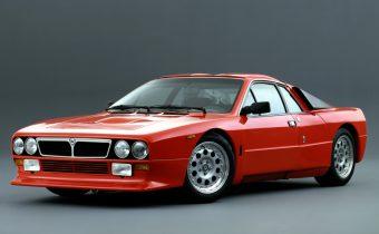 Lancia 037 Stradale : Groupe B de route