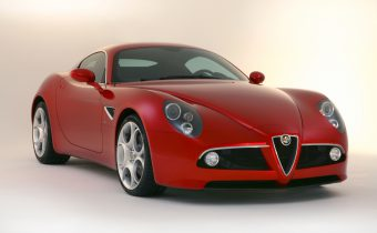 Alfa Romeo 8C Competizione : le retour du trèfle