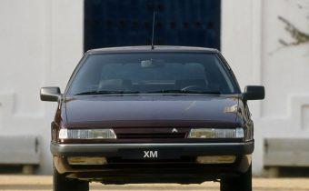 Citroën XM : la grande berline du renouveau