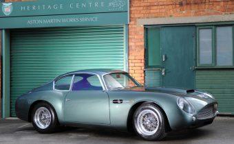 Aston Martin DB4 Zagato Sanction 2 : les légendes ne meurent jamais