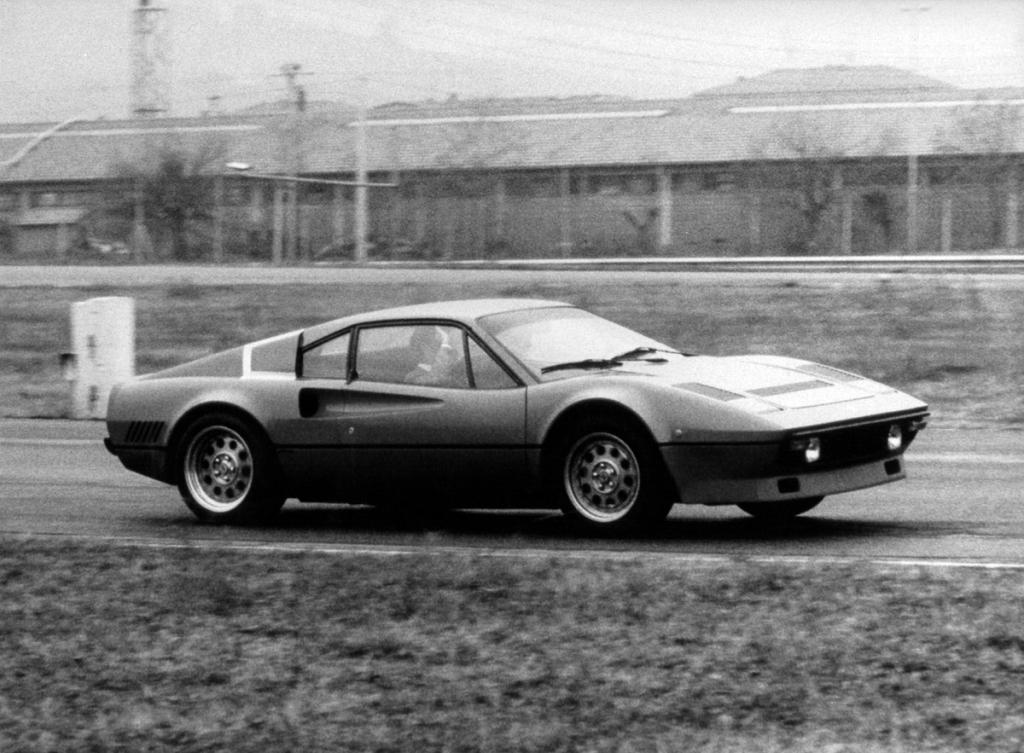 Ferrari 288 GTO : la première supercar ?