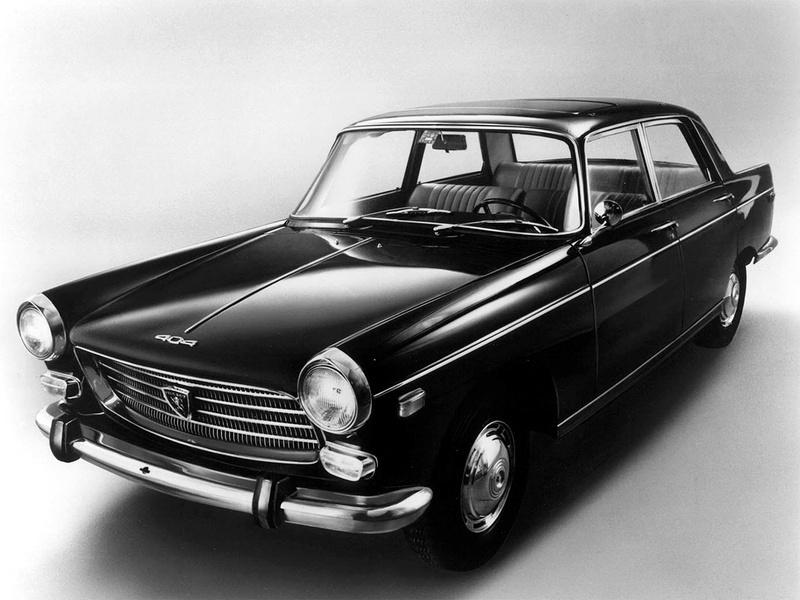 Peugeot 404 : prudence et robustesse pour contrer la DS