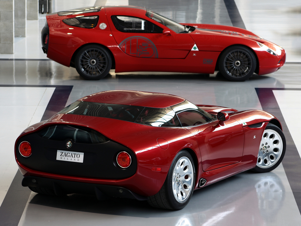 Alfa Romeo TZ3 Stradale : hérésie à l'italienne