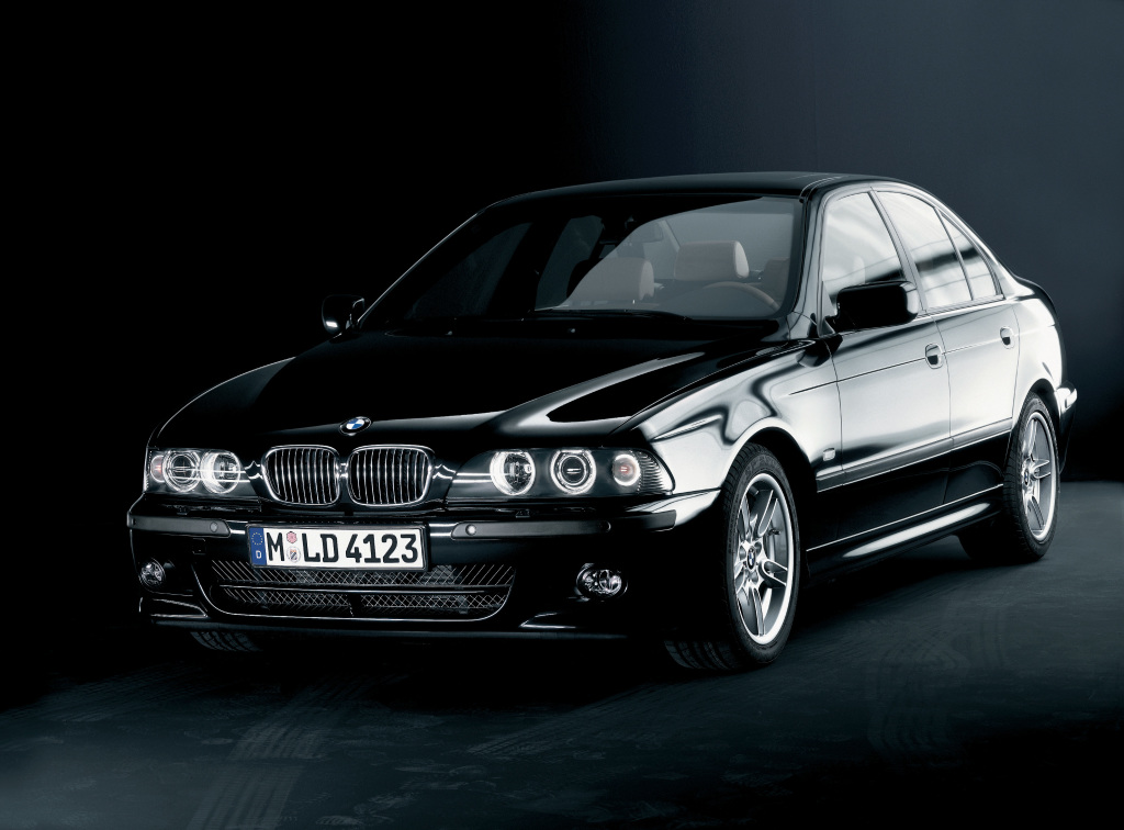 Bmw 5 Series E39 Final Version