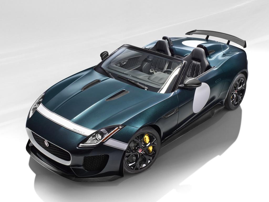 Jaguar F-Type Project 7 : c'était mieux demain